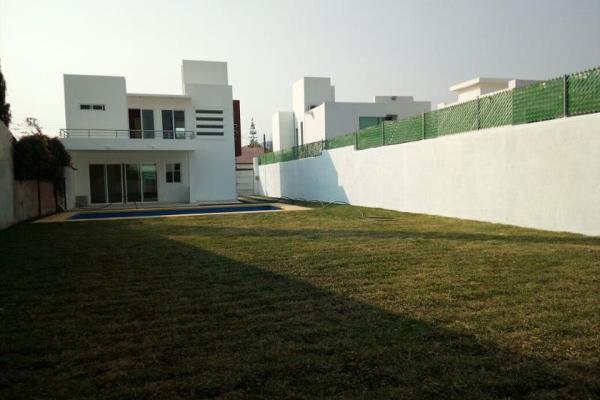 Foto de casa en venta en sc , altos de oaxtepec, yautepec, morelos, 5308858 No. 02