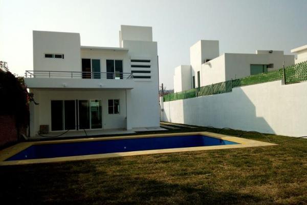 Foto de casa en venta en sc , altos de oaxtepec, yautepec, morelos, 5308858 No. 03