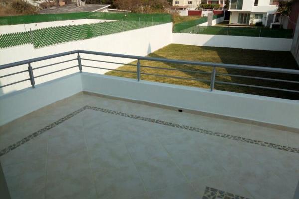 Foto de casa en venta en sc , altos de oaxtepec, yautepec, morelos, 5308858 No. 08