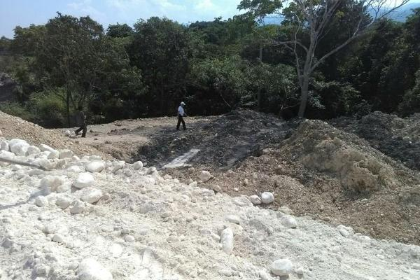 Foto de terreno habitacional en venta en s/c , cci, tuxtla gutiérrez, chiapas, 6155653 No. 01
