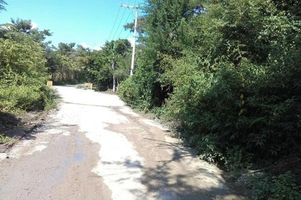 Foto de terreno habitacional en venta en s/c , cci, tuxtla gutiérrez, chiapas, 6155653 No. 06