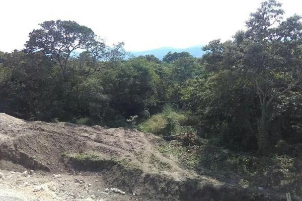 Foto de terreno habitacional en venta en s/c , cci, tuxtla gutiérrez, chiapas, 6156932 No. 01