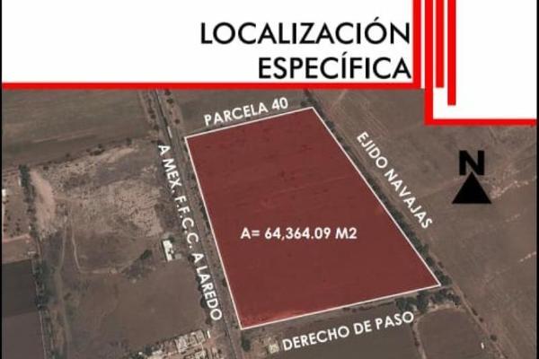 Foto de terreno habitacional en venta en s/c , guadalupe la venta, el marqués, querétaro, 5962875 No. 01