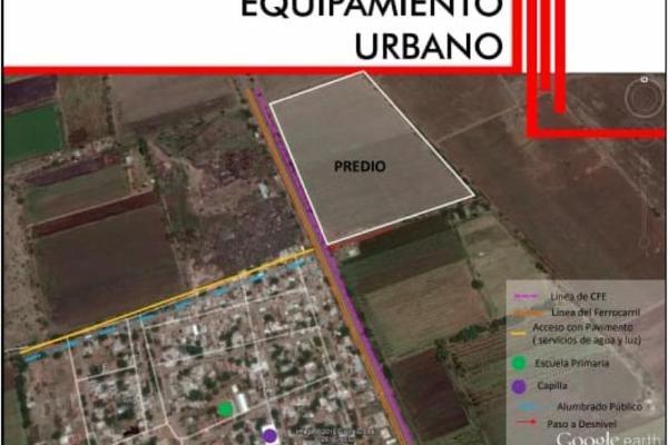 Foto de terreno habitacional en venta en s/c , guadalupe la venta, el marqués, querétaro, 5962875 No. 04