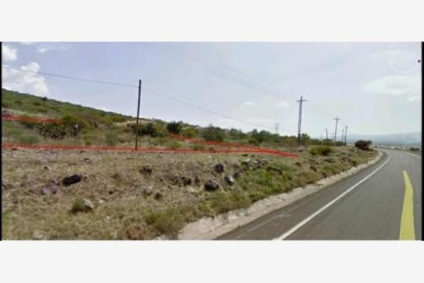 Foto de terreno habitacional en venta en s/c , guadalupe la venta, el marqués, querétaro, 5962875 No. 06