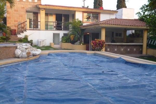 Foto de casa en renta en sc , lomas de oaxtepec, yautepec, morelos, 8868067 No. 01