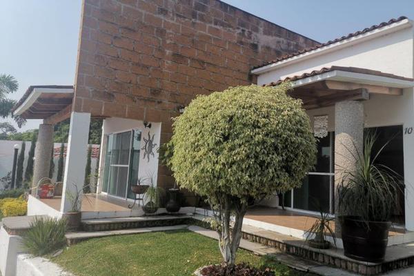 Foto de casa en venta en sc , oaxtepec centro, yautepec, morelos, 10238909 No. 02