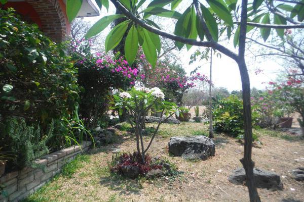 Foto de terreno habitacional en venta en sc , santa rosa, yautepec, morelos, 5439917 No. 01