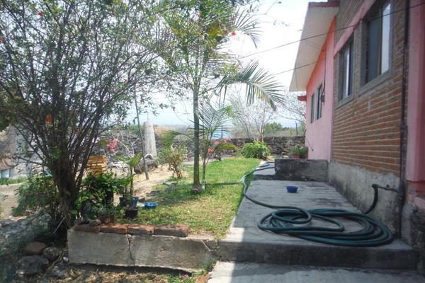 Foto de terreno habitacional en venta en sc , santa rosa, yautepec, morelos, 5439917 No. 08