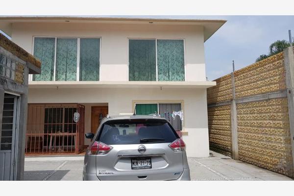 Foto de casa en venta en sc , vicente guerrero 3a ampliación, cuautla, morelos, 5946378 No. 01