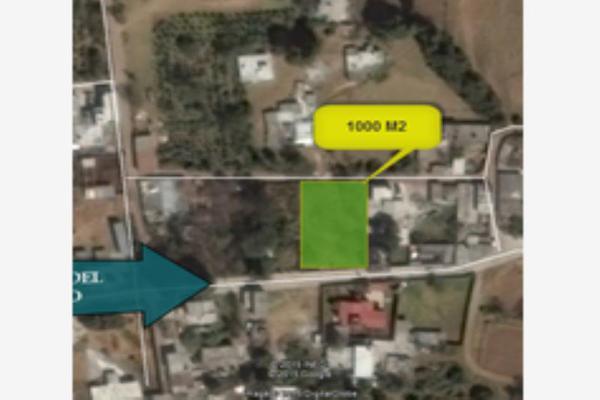 Foto de terreno habitacional en venta en sd sd, villa victoria, villa victoria, méxico, 5667951 No. 01
