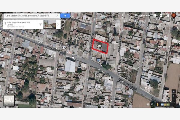 Foto de terreno habitacional en venta en sebastian allende 91, el rosario, tonalá, jalisco, 2656703 No. 05