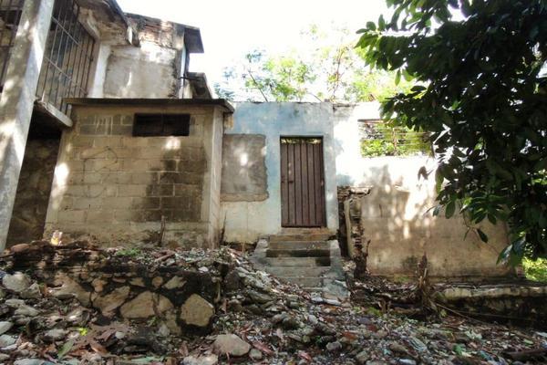 Foto de terreno habitacional en venta en seccion b lt 6 mzn 37 , jardín mangos, acapulco de juárez, guerrero, 12821003 No. 01