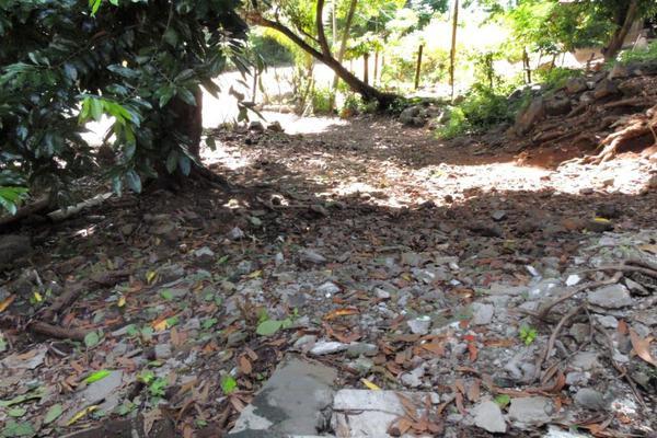 Foto de terreno habitacional en venta en seccion b lt 6 mzn 37 , jardín mangos, acapulco de juárez, guerrero, 12821003 No. 03