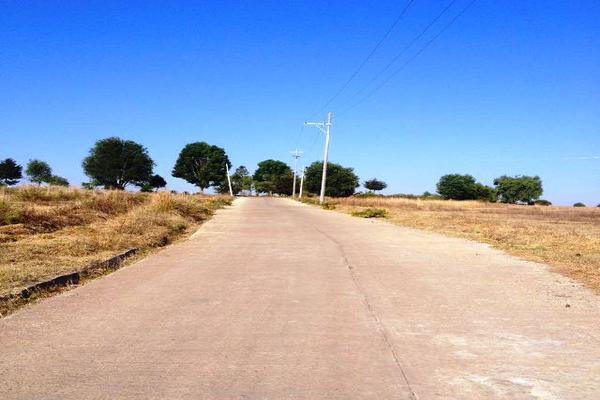 Foto de terreno habitacional en venta en sección guadalupe , san agustín berros, villa victoria, méxico, 5863999 No. 01