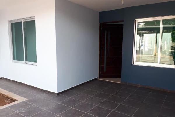 Foto de casa en venta en segunda cerrad de ramon medoza 104, jose maria pino suárez, centro, tabasco, 6128158 No. 02