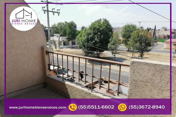 Foto de casa en renta en segunda etapa , pueblo nuevo, chalco, méxico, 19747392 No. 03
