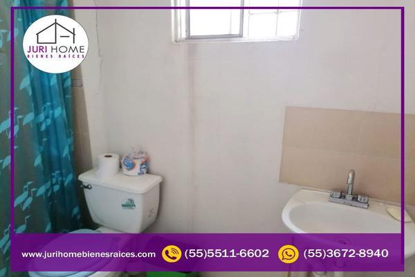 Foto de casa en renta en segunda etapa , pueblo nuevo, chalco, méxico, 19747392 No. 12