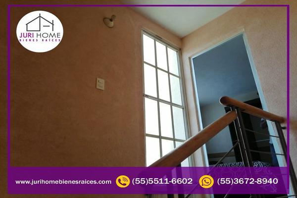 Foto de casa en renta en segunda etapa , pueblo nuevo, chalco, méxico, 19747392 No. 14
