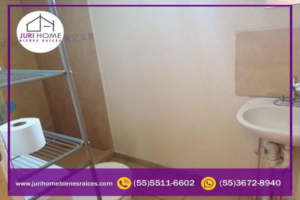 Foto de casa en renta en segunda etapa , pueblo nuevo, chalco, méxico, 19747392 No. 15