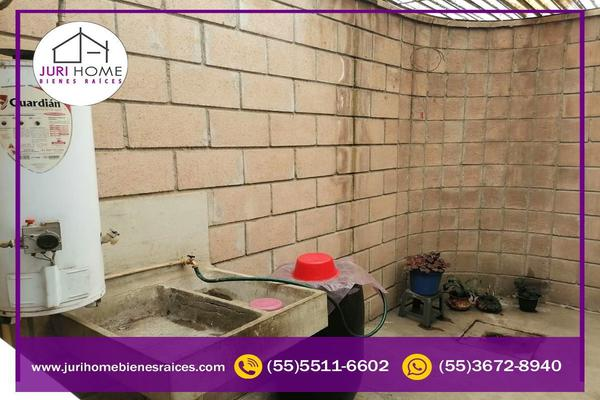 Foto de casa en renta en segunda etapa , pueblo nuevo, chalco, méxico, 19747392 No. 18