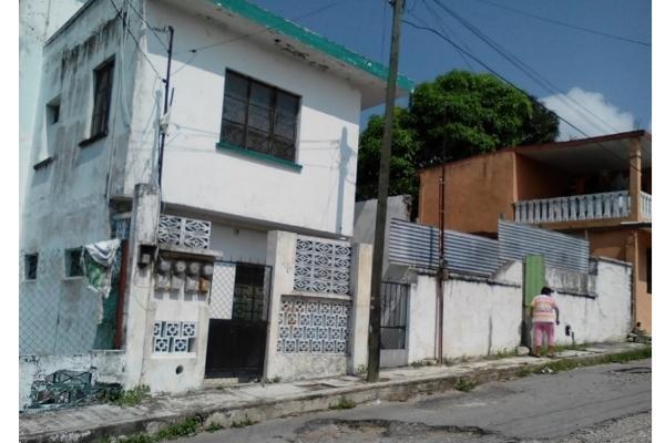 Foto de casa en venta en segunda privada , campbell, tampico, tamaulipas, 3734534 No. 01