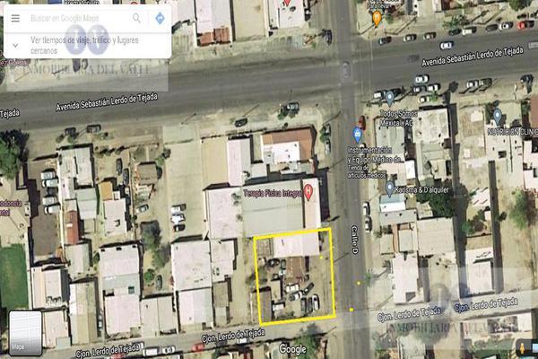 Foto de terreno habitacional en renta en  , segunda sección, mexicali, baja california, 11814253 No. 04
