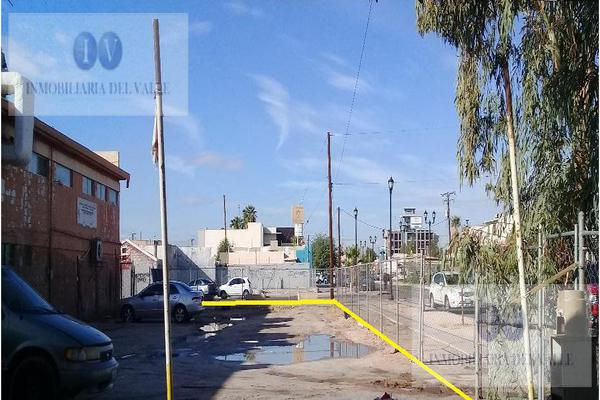 Foto de terreno habitacional en venta en  , segunda sección, mexicali, baja california, 0 No. 06