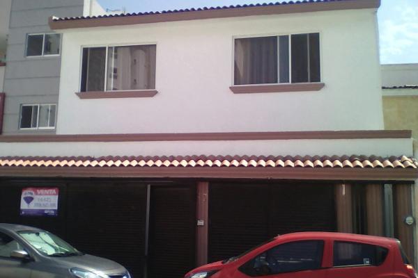Foto de casa en venta en senda del carruaje , milenio iii fase b sección 10, querétaro, querétaro, 8381413 No. 01