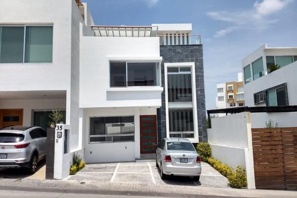 Foto de casa en venta en senda eterna , milenio iii fase a, querétaro, querétaro, 18384992 No. 01