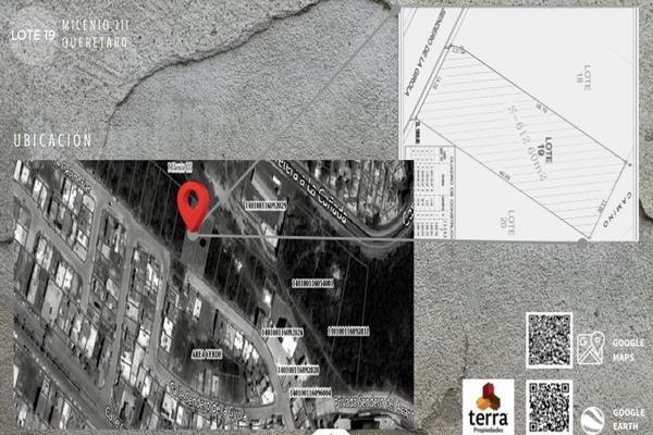 Foto de terreno habitacional en venta en sendas de calandria 99, la laguna, querétaro, querétaro, 0 No. 02