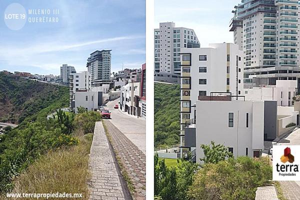 Foto de terreno habitacional en venta en sendas de calandria 99, la laguna, querétaro, querétaro, 0 No. 03