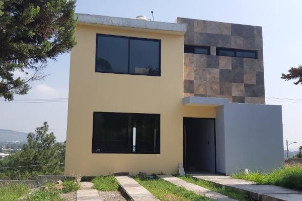 Foto de casa en venta en sendero de la roca , san agustin, tlajomulco de zúñiga, jalisco, 5955450 No. 01