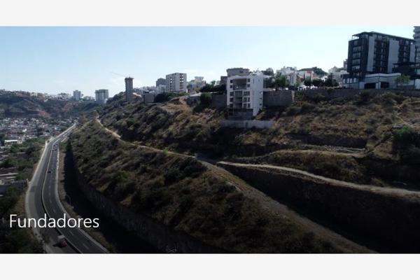 Foto de terreno habitacional en venta en sendero de las cascadas 1, milenio iii fase a, querétaro, querétaro, 0 No. 02