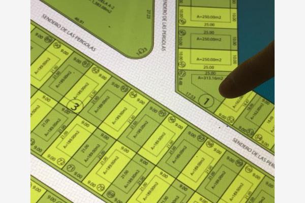 Foto de terreno habitacional en venta en sendero de las pergolas 1, residencial las plazas, aguascalientes, aguascalientes, 14398971 No. 04