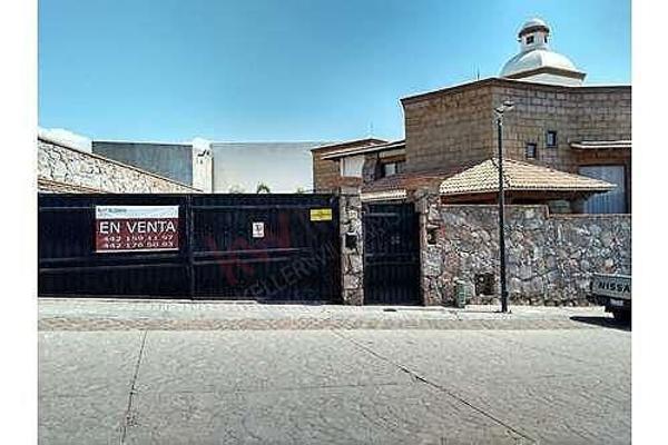 Foto de casa en venta en sendero del halago , milenio iii fase a, querétaro, querétaro, 5825920 No. 01