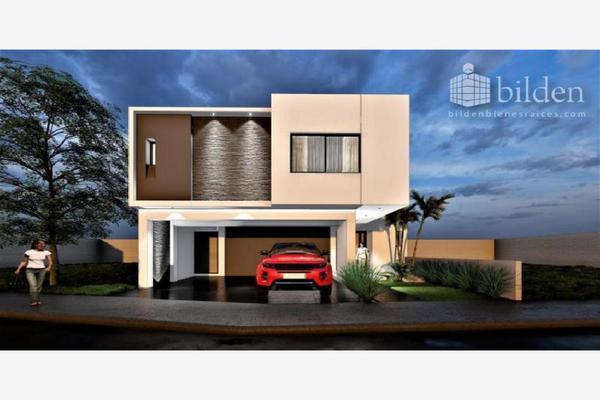 Foto de casa en venta en senderos 100, fraccionamiento las quebradas, durango, durango, 9727838 No. 01