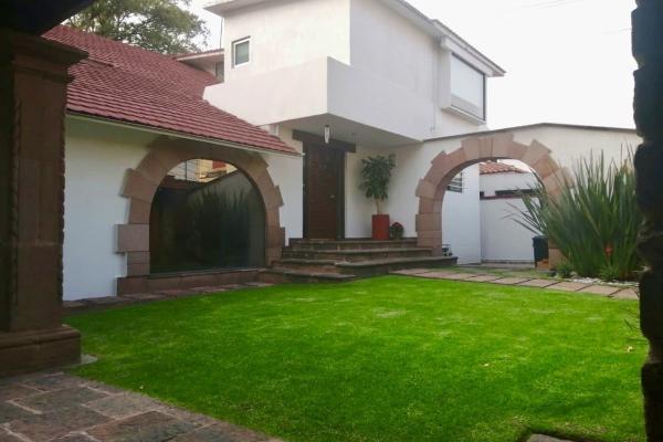 Foto de casa en venta en serranía , jardines del pedregal de san ángel, coyoacán, df / cdmx, 14029586 No. 01