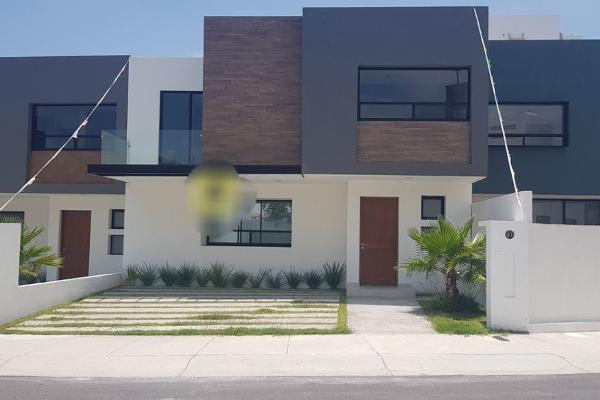 Foto de casa en venta en serrano bojai , residencial el refugio, querétaro, querétaro, 14023419 No. 01