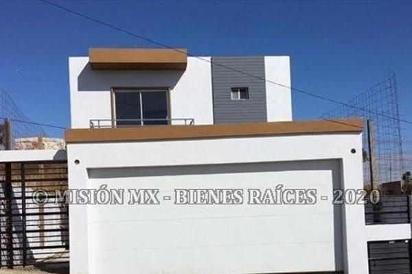 Foto de casa en venta en  , sexto ayuntamiento, ensenada, baja california, 14026802 No. 01