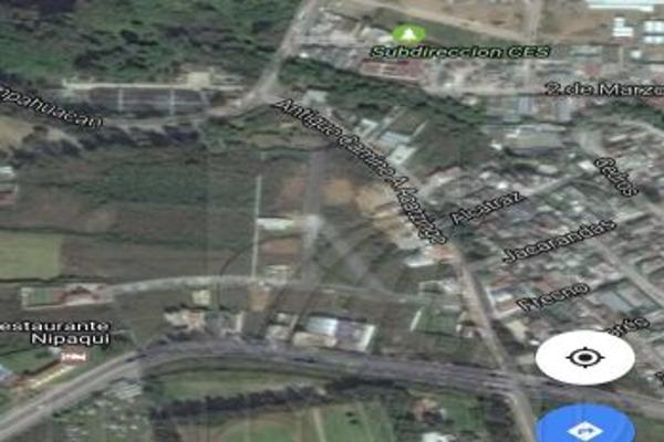 Foto de terreno habitacional en venta en  , shiperes, tenancingo, méxico, 3099061 No. 01