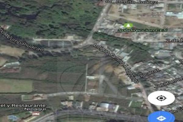 Foto de terreno habitacional en venta en  , shiperes, tenancingo, méxico, 3099069 No. 01