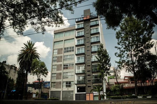Foto de departamento en venta en shoen del valle, avenida cuauhtemoc , letrán valle, benito juárez, df / cdmx, 5939542 No. 01