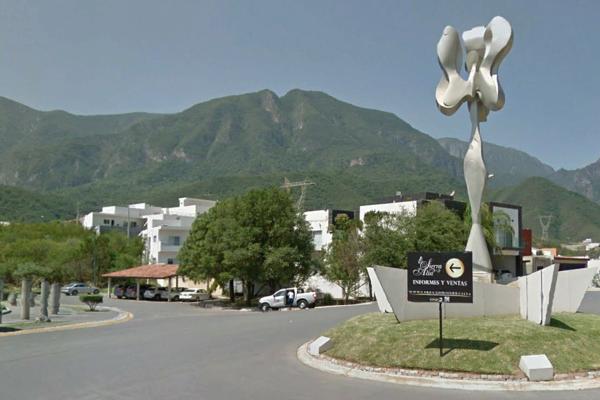 Foto de terreno habitacional en venta en  , sierra alta 1era. etapa, monterrey, nuevo león, 4646887 No. 01