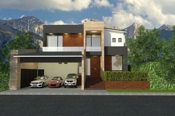 Foto de casa en venta en  , sierra alta 2  sector, monterrey, nuevo león, 14037860 No. 01