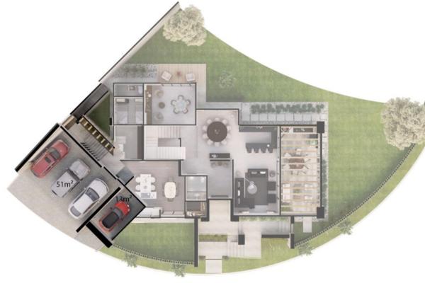 Foto de casa en venta en  , sierra alta 2  sector, monterrey, nuevo león, 6140493 No. 08