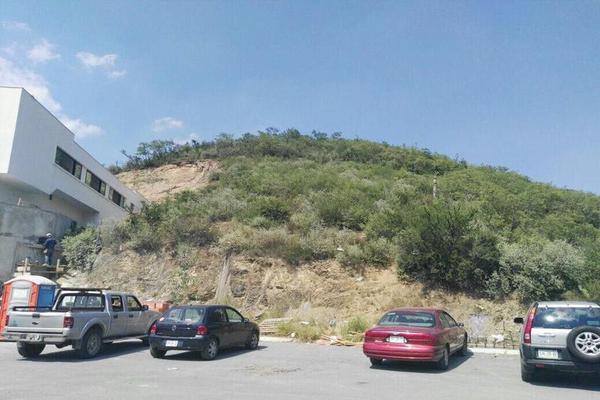 Foto de terreno habitacional en venta en  , sierra alta 3er sector, monterrey, nuevo león, 7959291 No. 01