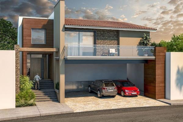 Foto de casa en venta en  , sierra alta 6 sector 2a etapa, monterrey, nuevo león, 8862772 No. 01