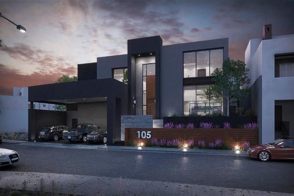 Foto de casa en venta en  , sierra alta 9o sector, monterrey, nuevo león, 14020279 No. 01