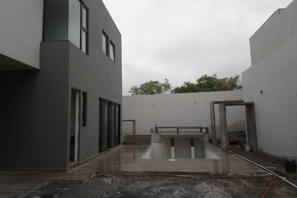 Foto de casa en venta en  , sierra alta 9o sector, monterrey, nuevo león, 14020279 No. 38